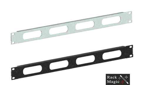 "Rack Magic - 482.6mm (19"") Blindplatten - Frontplatte - Abdeckplatten"