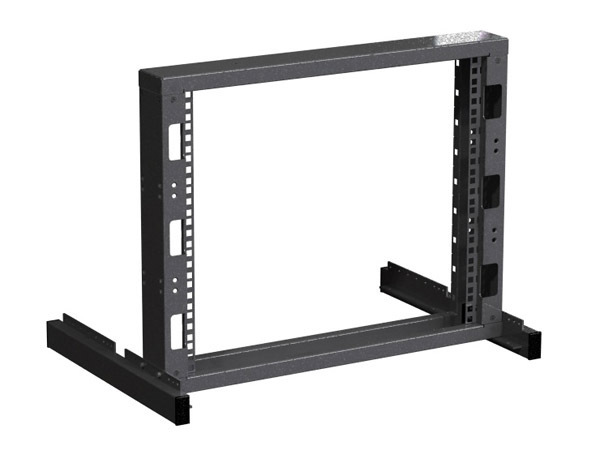 "Rack Magic - Rackstand - Support de rack robuste de 482,6 mm (19 "") - 6U, 9U, 12U"